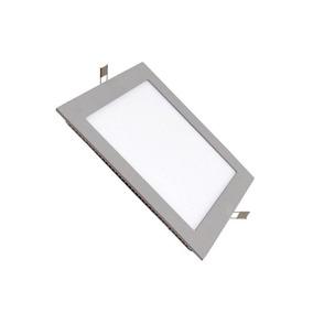 Lámpara Led Downlight Ultra Plano Cuadrado 6w De 85 - 265v