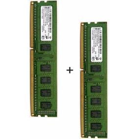 Kit 2x Memoria Smart Ddr3 2gb Pc3-10600 1333 Desktop 4g