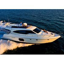 Ferretti 530 2011 | Intermarine Azimut Phantom Fairline