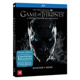 Blu-ray Game Of Thrones - 7ª Temporada - 5 Discos Orig Novo