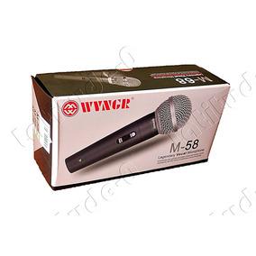Microfone Profissional Riverbank Com Fio