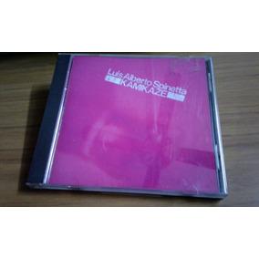 Luis Alberto Spinetta. Kamikaze. Edición Mordisco. 1995.