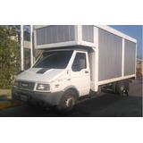 Camion Iveco Dayly 6012 Cava Grande Listo Para Trabajar.