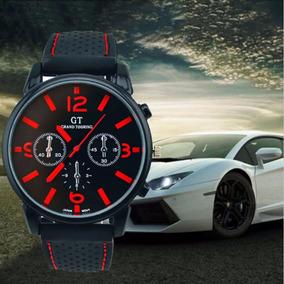 Relógio Esportivo De Pulso Masculino Gt Grand Touring Homem