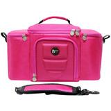 Bolsa Térmica P/ Alimentos 42x23x27 Cm Batiki Dz-141580 Pink