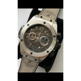 7b5a8aaae52 Relogio Hublot Geneve 093 500 - Joias e Relógios no Mercado Livre Brasil