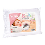 Travesseiro Nasa Baby Viscoelástico Capa Impermeável Macio