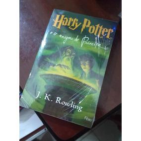 Livro De Harry Potter E O Enigma Do Príncipe Lacrado