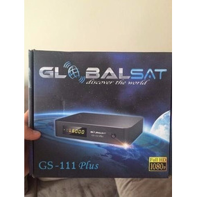 Decodificador Fta Globalsat Gs 111 Plus