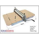 Maquina De Corte E Vinco Manual 41cm
