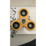 Spinners Con Escudo De Nacional Y Peñarol