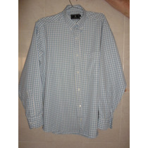 Camisa De Hombre Mónaco Talle 39/40
