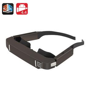 Lentes Video Pantalla Realidad Virtual Android 3d Wifi Bt