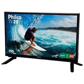 Tv Led 20 Polegadas Philco Hdmi Usb Recep. Digital Ph20m91d