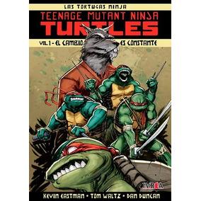 Comic Tmnt Las Tortugas Ninja Nuevo - Ivrea Argentina Idw