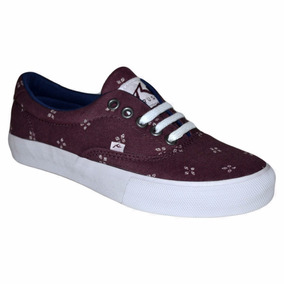 Zapatillas Rusty Dallas Sessions Bordeaux - Rz001812