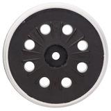 Plato Velcro 125mm (8 Huecos) For Gex 125-150
