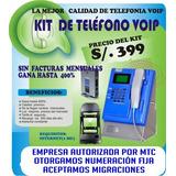 Teléfono Publico Monedero Linksys Voip Ip Kit