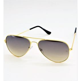 Oculos Aviador Degrade Masculino Cinza De Sol - Óculos De Sol Outras ... 6ae20e0d82