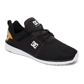 Tenis Hombre Heathrow M Shoe Bt0 Summer 2017 Negro Dc Shoes