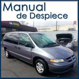 Manual De Despiece Dodge Caravan 1996 Al 2000 Catálogo
