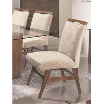 Cadeira P/mesa De Jantar Arezzo Paris Móveis Rafana Promoção
