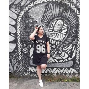 Roupa Feminina Vestido Estampado Plus Size Gordinha Ref 002