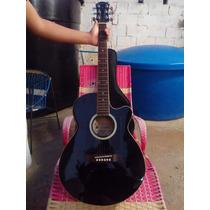 Guitarra Electroacústica Palmer Pk1-wbbk
