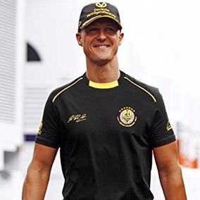 Gorra Michael Schumacher 20 Años De Carrera