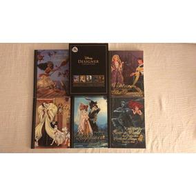 Cadernos Disney Fairytale. Rapunzel, Moana, Cruella, Robin