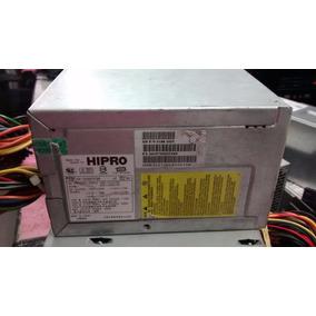 Fonte 24 Pino Sata Real Hipro Modelo:hp-d3057f3r 300w