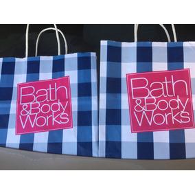 Bolsas De Papel Bath & Body Works