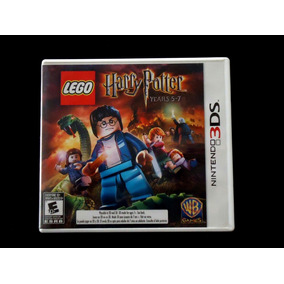 Juego Harry Potter Lego Para Nintendo Ds Usado En Mercado Libre Mexico
