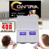 Consola Retro 400 Juegos Incorporados, Dos Controles Snes