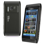 Nuevo Nokia N8 Camara 12mpx Xenon Gps Garmin Hdmi Wi-fi 16gb