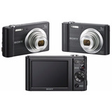 Cámara Sony Dsc-w800 De 20.1mp Con Zoom Óptico De 5x Nueva