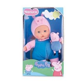 Nenuco Y Peppa Pig Azul