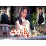 Dvd Novela Amor Real Completa Dublada Em 10 Dvds