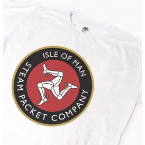 Camiseta - Estampa Tt Isle Of Man Steam P. Company - Es075