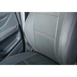 Capas Banco Carro Couro Chevrolet Prisma Sedan Lt 1.4 2012