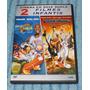 Dvd Space Jam E Dvd Looney Tunes De Volta Ao Jogo