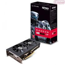 Placa De Vídeo Sapphire Radeon Rx 480 4gb Nitro+ Com Nf-e
