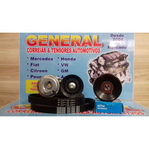 Kit Correia Alternador Acess. Tensor Ford Ranger 4.0 V6