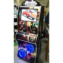 Maquina De Musica Jukebox E Karaoke ( 2 Em 1 ) Comercial