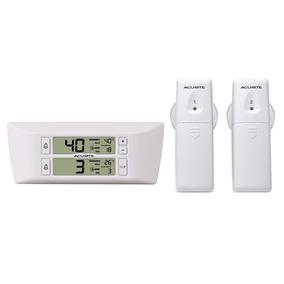 Termometro Digitales Camara Refrigeracion Inalambrico 2 Prob