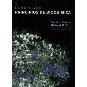 Principios De Bioquimica-5ta Edición- Lehninger- Ebook