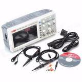 Osciloscopio Digital 2 Canales Uni-t Utd2025cl 25 Mhz Usb