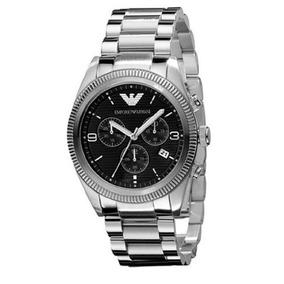 Correia Do Ar 10x1230 Outro Emporio Armani - Relógio Masculino no ... 7c7cf44a8c