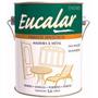 Tinta Esmalte Sintético Eucalar Branco 3,6l Eucatex