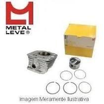 Kit Pistões/anéis/cilindro/juntas Honda Cbx 200 Metal Leve